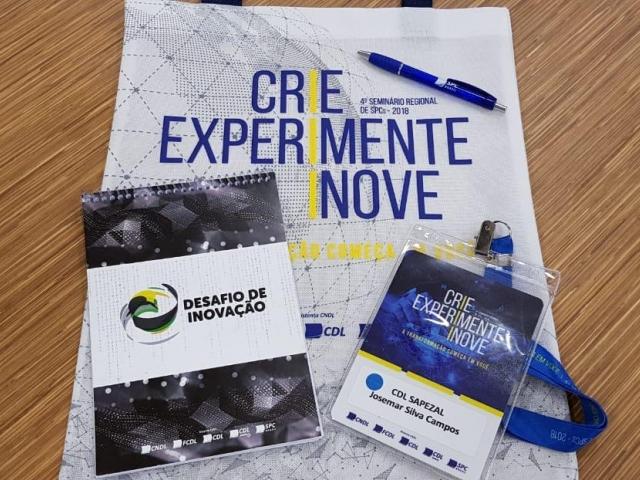 Crie Experimente Inove - CDL Lucas