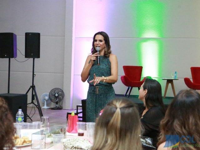 C.H.A Mulheres Empreendedoras - CDL - Câmara de Dirigentes Lojistas de Lucas do Rio Verde