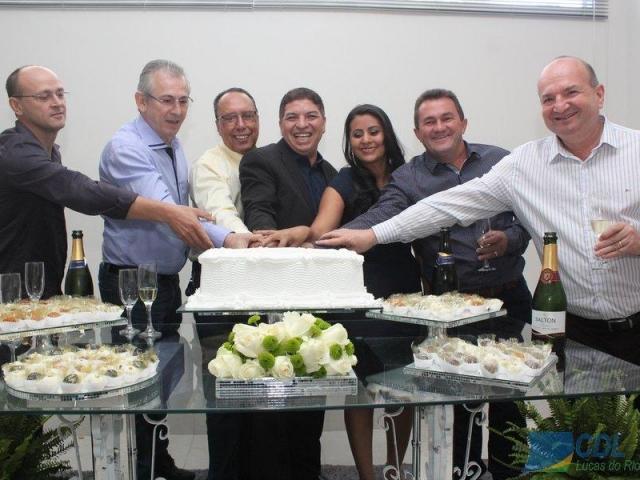 Café Empresarial - CDL 10 Anos - CDL Lucas