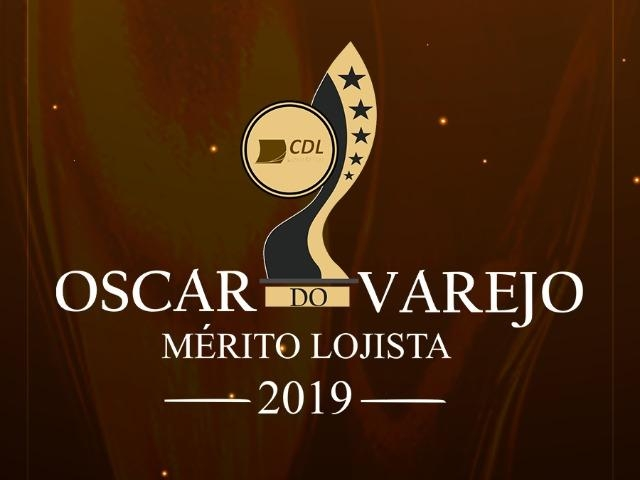 Oscar do Varejo 2019 - CDL - Câmara de Dirigentes Lojistas de Lucas do Rio Verde