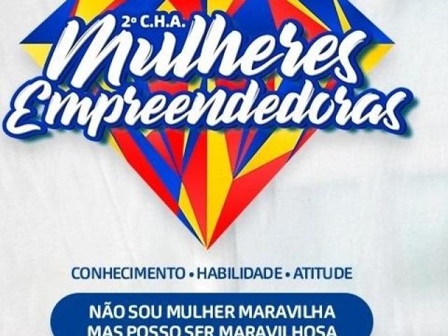 2º CHA Mulheres Empreededoras2º CHA Mulheres Empreededoras - CDL Lucas