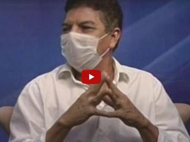 Entrevista TV Rio Verde - Petronílio Souza - CDL Lucas - Apoio ao Comércio Local - CDL Lucas